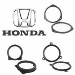 Honda Speaker Mounting Adapter Rings by Connects2 - CarAudioStuff