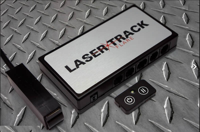 LaserTrack Flare: the ultimate weapon against laser guns by Laser-Track - CarAudioStuff