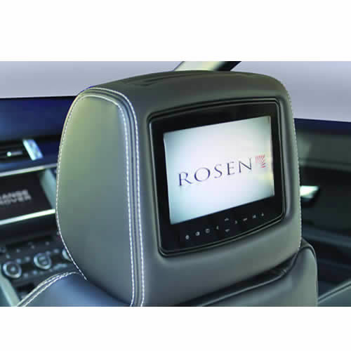 AV7950H Rosen Rear Seat headrests HDMI Input by Rosen - CarAudioStuff