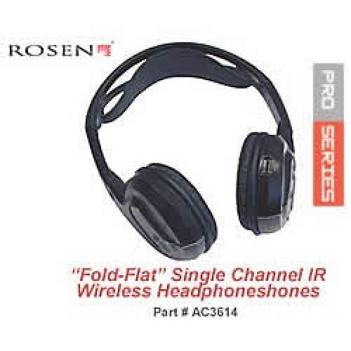 Rosen VPL2588 Multimedia headphones AC3614 by Rosen - CarAudioStuff