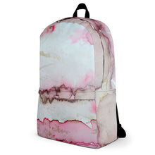 Load image into Gallery viewer, Pink Wave Backpack