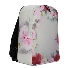 Load image into Gallery viewer, Rose Wreath Backpack