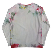 Load image into Gallery viewer, Rose Wreath Unisex Sweatshirt