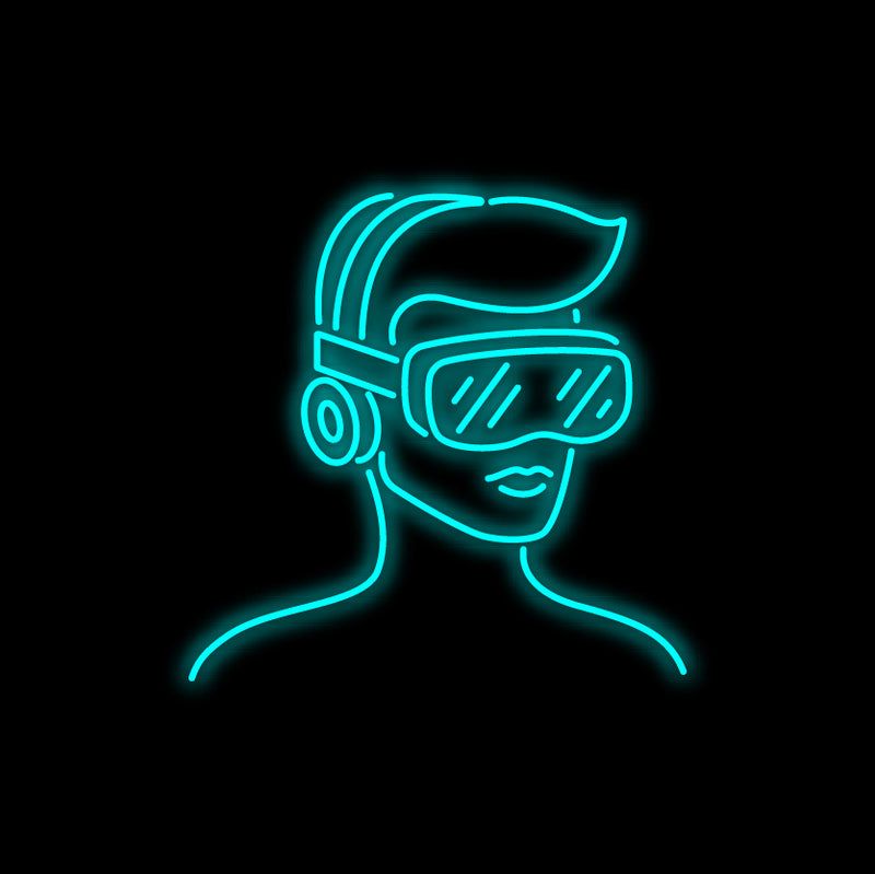 Cool Diver Neon Sign