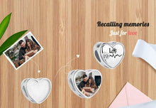 Load image into Gallery viewer, Love Heartbeat Charm