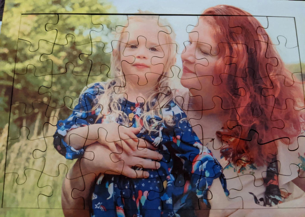 Personalised Hardboard Jigsaw