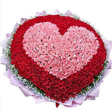 Say I Love You with 500 Roses flowers Mayaflowers