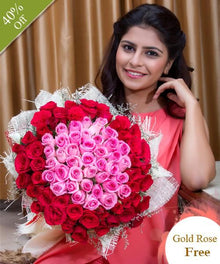 Forever Roses By Maya Flowers - Free Golden Rose flowers Mayaflowers