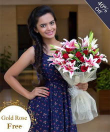 Ultimate Elegance - Free Golden Rose flowers Mayaflowers
