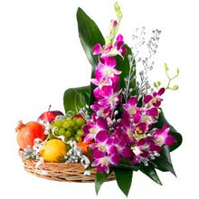 Orchids Decor Fruits Basket flowers Mayaflowers