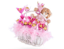 Its A Girl Chocolate Bouquet flowers Mayaflowers