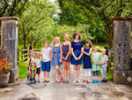 Load image into Gallery viewer, Father's Day Gift - Group/Family Location Photo Shoot & Fine Art Print Package