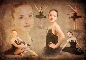 Studio Photo Shoot - Montage