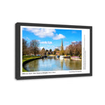 Load image into Gallery viewer, River Thames at Abingdon - 1000 Piece Jigsaw Puzzle