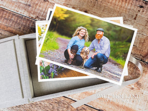 Father's Day Gift - Group/Family Location Photo Shoot & Fine Art Print Package