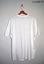 Load image into Gallery viewer, Dubøka Plain Print White Tee