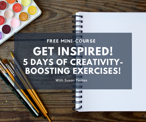 5 Days of Creativity Boosting Exercises