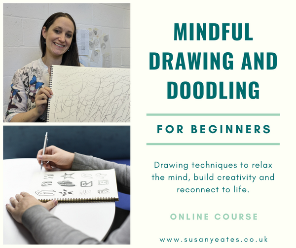 Mindful Drawing And Doodling Online Course