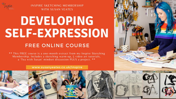 Developing Self-Expression Free Online Course