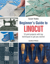 Beginner's Guide to Linocut Book