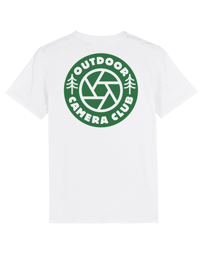 Short Sleeve Logo Tee - Forest Green