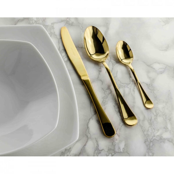 Set di posate - Gold Lucido