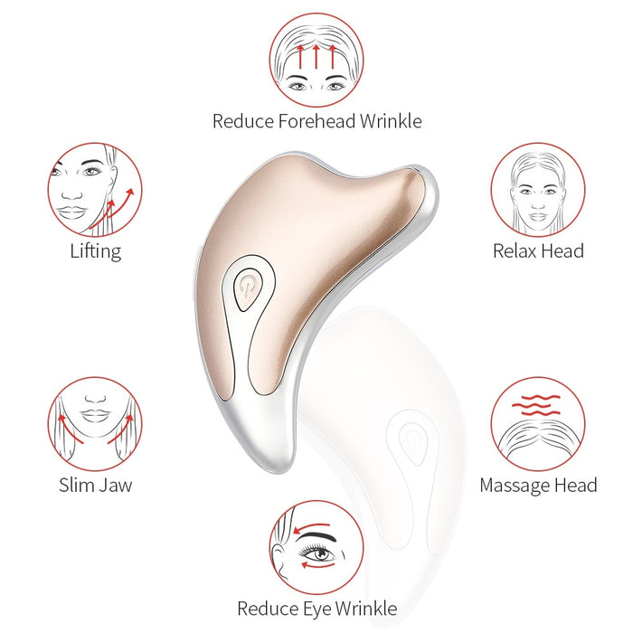 Microcurrent Facial Massager
