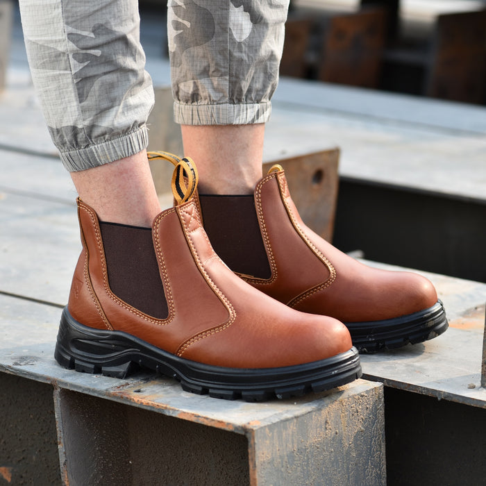 Toe Cap Waterproof Safety Shoes