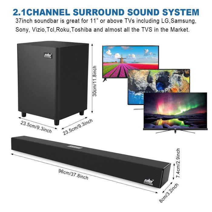 TV Sound bar Home Theater Sound System