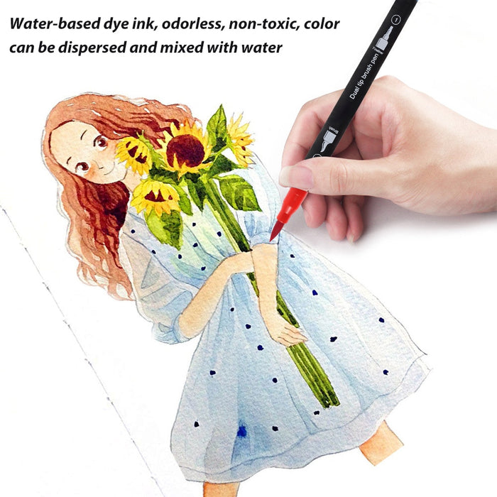 32 Color Paint Marker Pen