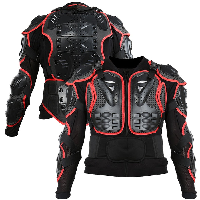 Motorcycle Full body armor Protection jackets  Moto Riding protectors turtle Jackets