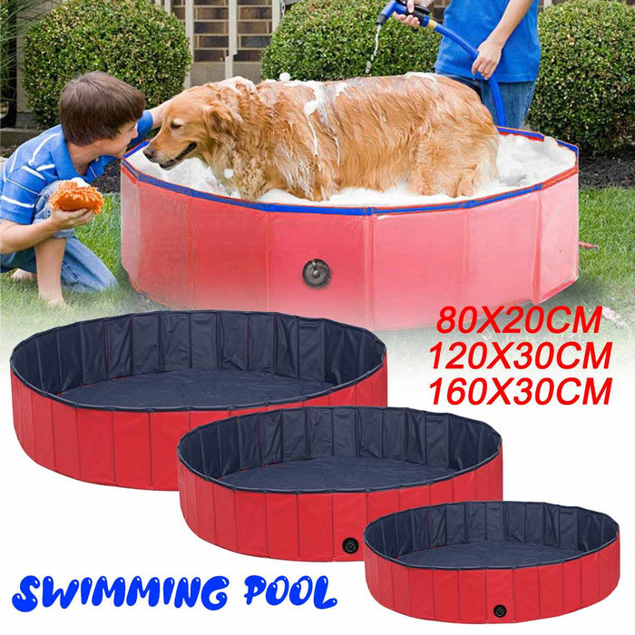 Summer Portable Swimming Pool For Dogs
