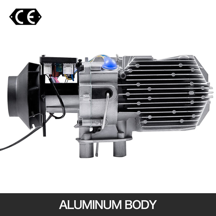 12V 5KW Air Heater with LCD Switch