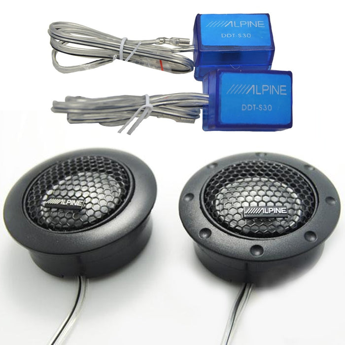 Car Stereo Speakers Music Soft Dome Balanced