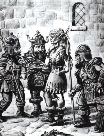 AD&D 2nd Edition Art