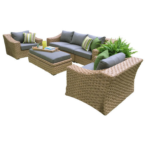 Catalina-4-Piece-Seating-Group-in-Wicker-Brown-DPS200210
