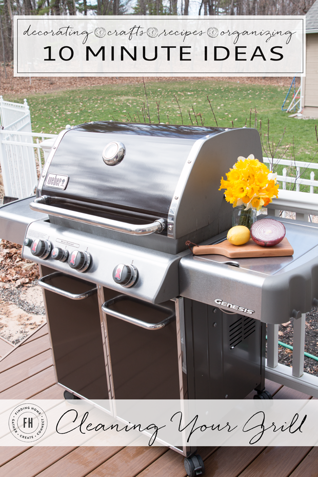 Cleaning-Your-Grill-Quickly