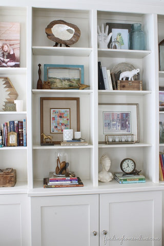 Decorating Ideas for Bookcases