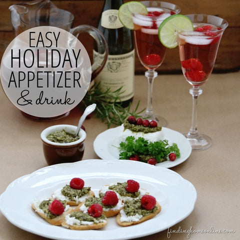 Easy Holiday Appetizer Recipe