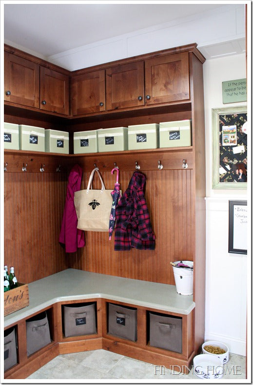 Finding Home Mudroom 10