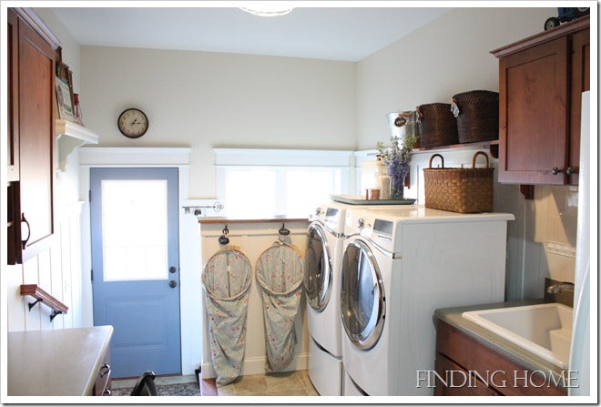 Finding Home Mudroom 4