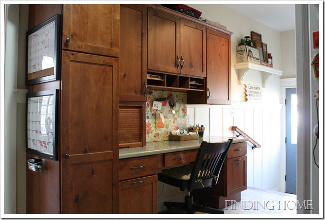 Finding Home Mudroom 5