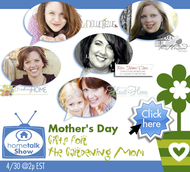 Hometalk Show Mother's Day2804