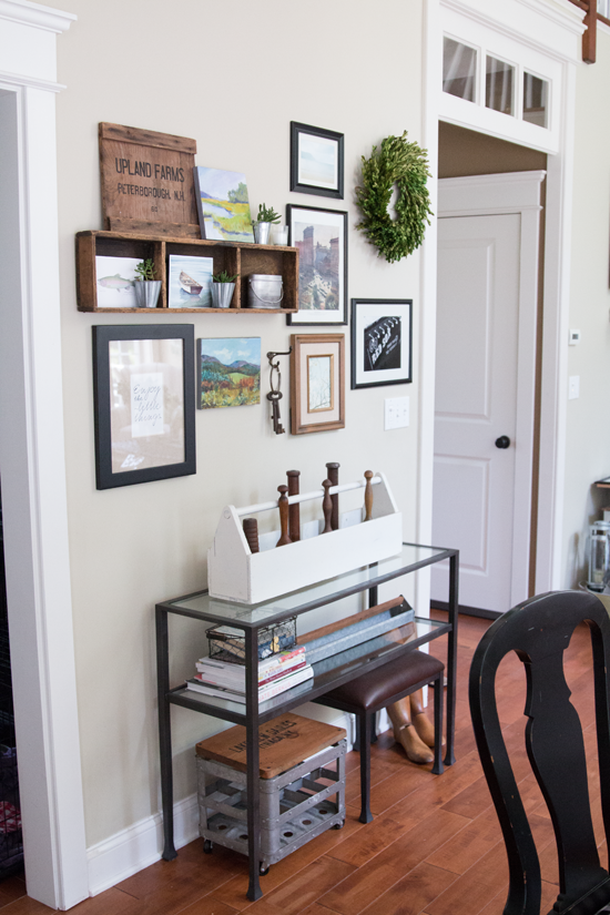 Kitchen-Gallery-Wall-Decorating
