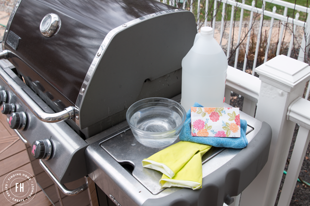 Materials-for-Cleaning-Grill