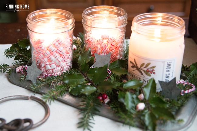 Peppermint-Candy-Candle-Votives