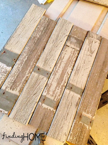 Planked Wood