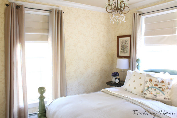 Simple-Guest-Bedroom-Decorating