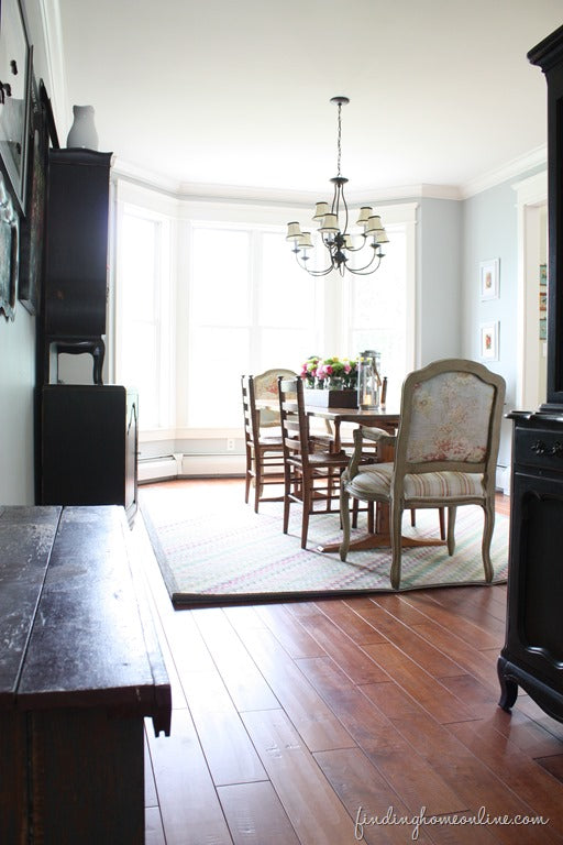 Decorating Ideas - The Evolution of a Dining Room