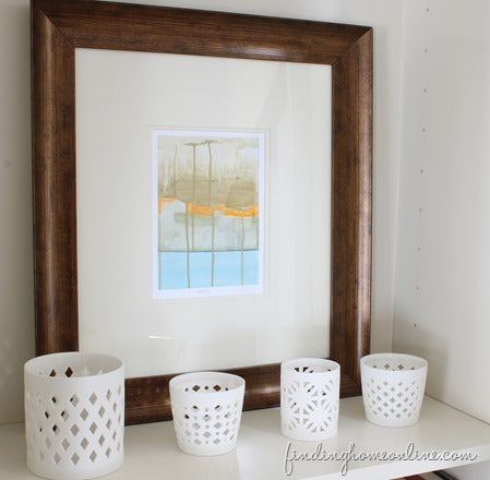 Using Artwork in Your Bookcase